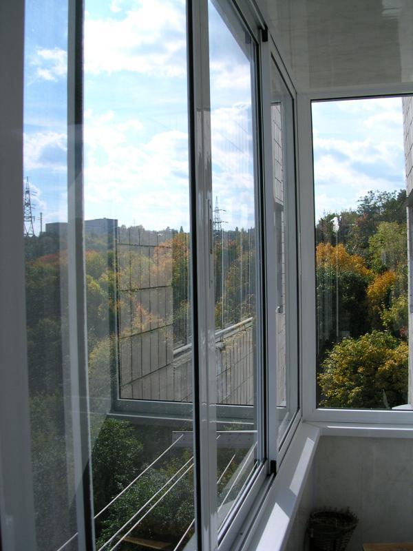 Застеклить балкон. остеклить лоджию. цена 500 грн. заказать .